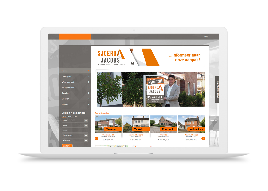 Sjoerd jacobs website