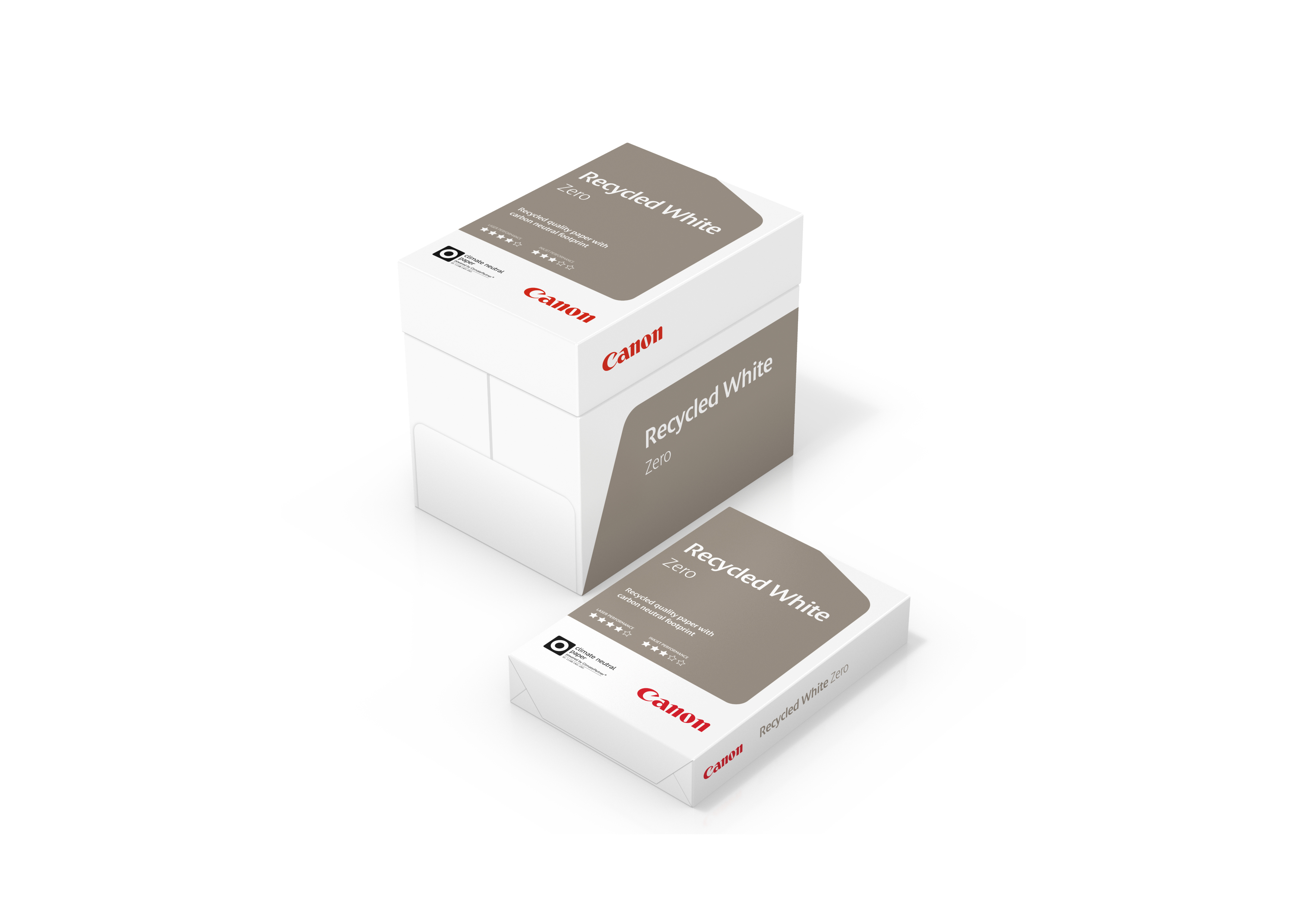 canon recycled label BR