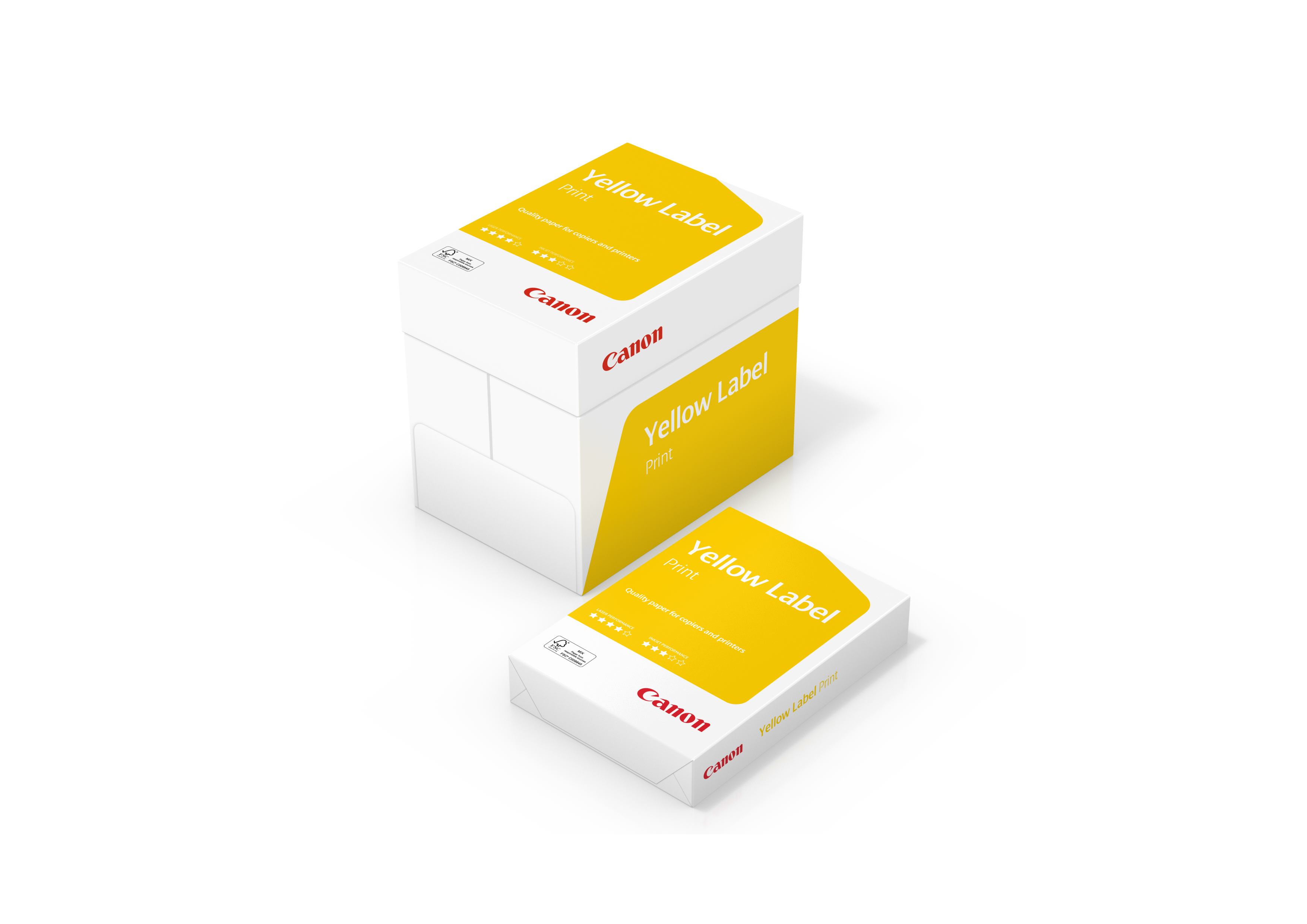 canon yellow label BR
